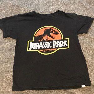 1a96259d jurassic park Shirts & Tops - Boys Jurassic park tee